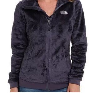 North Face Women's Ostia Fleece Zip Sz. M